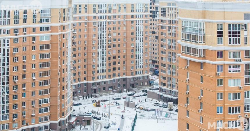Продажа квартир на проектируемому проезду n 687