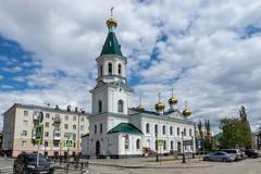 От крепости до «садового кольца»: обзор центра Омска