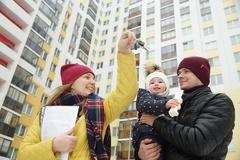 Треть всех ипотек в 2020 году выдадут семьям с детьми