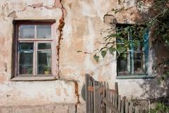 В России планируют расселить более миллиона м² аварийного жилья