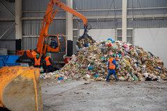 Путин поддержал введение раздельного сбора мусора