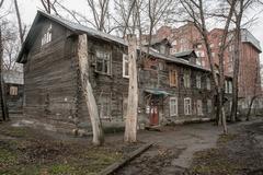 Из аварийного жилья в России переселили 50 тысяч человек