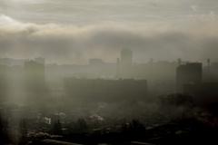 В 12 городах России создали систему мониторинга воздуха: в их числе оказался Красноярск