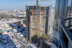 Треть жилья в России строят по эскроу-счетам