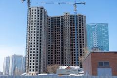 Росстат назвал темпы роста строительства жилья в России за два месяца