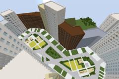 Российский застройщик создал жилой комплекс в «Майнкрафте»