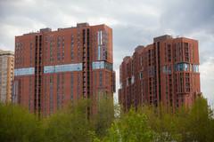 Исследование: 52,3% людей в российских миллионниках хотят жить не выше пятого этажа