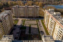 Объем инвестиций в российскую недвижимость упал на 20%
