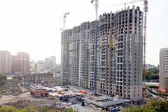 Росстат зафиксировал падение по вводу жилья в России в 2020 году