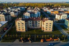 В России предложили сократить длительность ввода малоэтажного жилья
