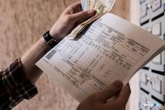 Средний чек за «коммуналку» в первом полугодии снизился на 6 %