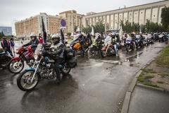 В Госдуме предложат увеличить штрафы для шумных мотоциклистов