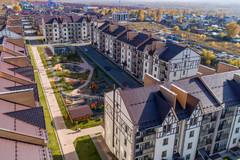 В России предложили упростить строительство таунхаусов
