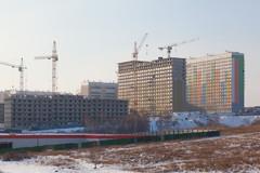 Продажи жилья в новостройках в России выросли на 43 %