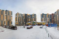 Хуснуллин рассказал, на сколько процентов в России увеличился ввод жилья в январе