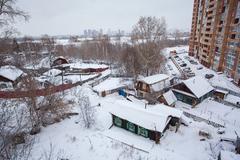 Минстрой РФ подобрал 700 земельных участков для комплексного развития территорий
