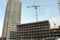 В Центробанке спрогнозировали увеличение объемов строительства жилья