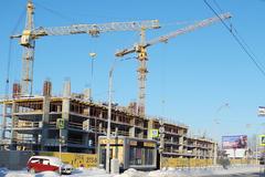 Девелоперы, строящие 2,7 миллиона квадратных метров жилья, могут обанкротиться
