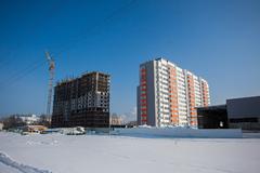 Ввод жилья в эксплуатацию за первый квартал 2021-го года вырос на 15%