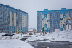 Путин поручил увеличить объем ввода жилья до 120 миллионов «квадратов» в год