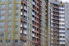 Ввод жилья в России увеличился на 27,8%