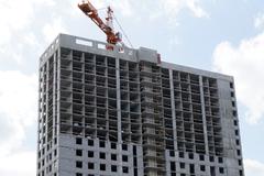 В России благодаря новым законам сроки строительства сократились на треть