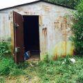 Металлический гараж,  ул. Масленникова, 62