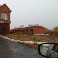 Железобетонный гараж, рп. Октябрьский, Северная-фото2