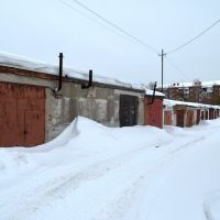Железобетонный гараж,  тер. ГСК Центральный-5 (ЦАО)-фото1