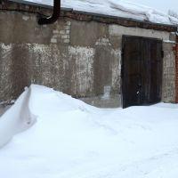 Железобетонный гараж,  тер. ГСК Центральный-5 (ЦАО)-фото3