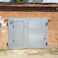 Капитальный гараж,  ул. Стрельникова-фото1