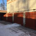 Капитальный гараж,  ул. 1-я Поселковая