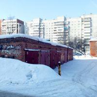 Капитальный гараж,  ул. 20 лет РККА-фото3
