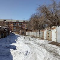 Капитальный гараж,  ул. Красный Путь, 149Б-фото1