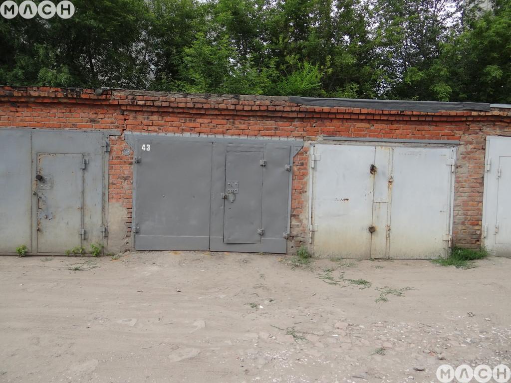 Купить капитальный гараж на романенко омск