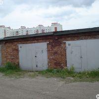 Капитальный гараж,  ул. Новосортировочная-фото1