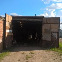 Капитальный гараж,  ст. Комбинатская, 12\3-фото1