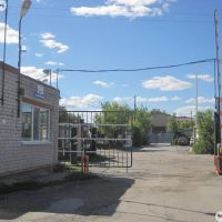 Капитальный гараж,  ул. Дамбовская, 53а-фото1