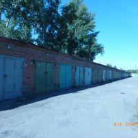 Капитальный гараж,  ул. 75 Гвардейской бригады-фото2