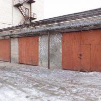 Капитальный гараж,  ул. Партизанская, 266-фото2