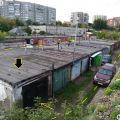 Капитальный гараж,  ул. Куйбышева, 38А ст2