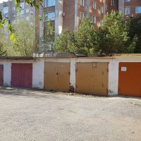 Капитальный гараж,  ул. Тарская, 53-фото1