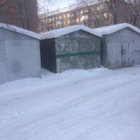 Металлический гараж,  пр-кт. Мира, 57А-фото5