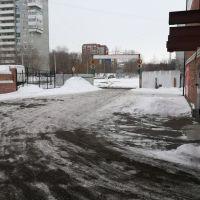 Капитальный гараж,  ул. Рокоссовского, 13-фото1