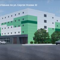 Капитальный гараж,  ул. Сергея Ускова, 32-фото1