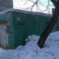 Капитальный гараж,  ул. Чапаева, 81-фото2