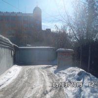Капитальный гараж,  ул. Пушкина, 17-фото1