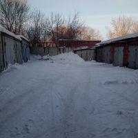 Капитальный гараж,  ул. В.Иванова, 13-фото2