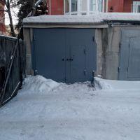Капитальный гараж,  ул. В.Иванова, 13-фото4
