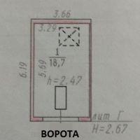 Капитальный гараж,  ул. Енисейская, 1/10-фото1